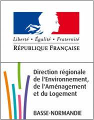 Logo DREAL Basse Normandie