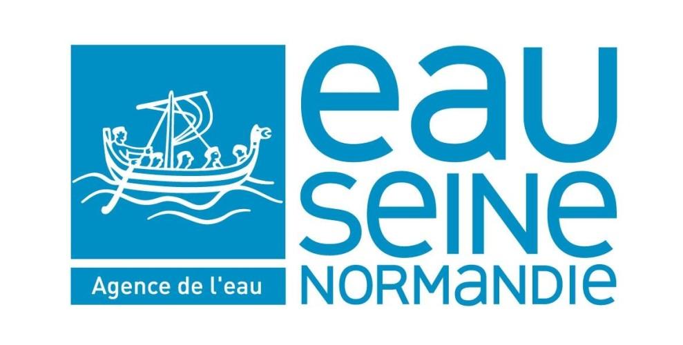 logo AESN - agence de l'eau Seine Normandie